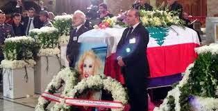 جنازة صباح