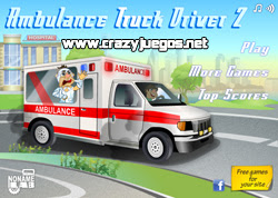 Jugar  Ambulance Truck Driver 2