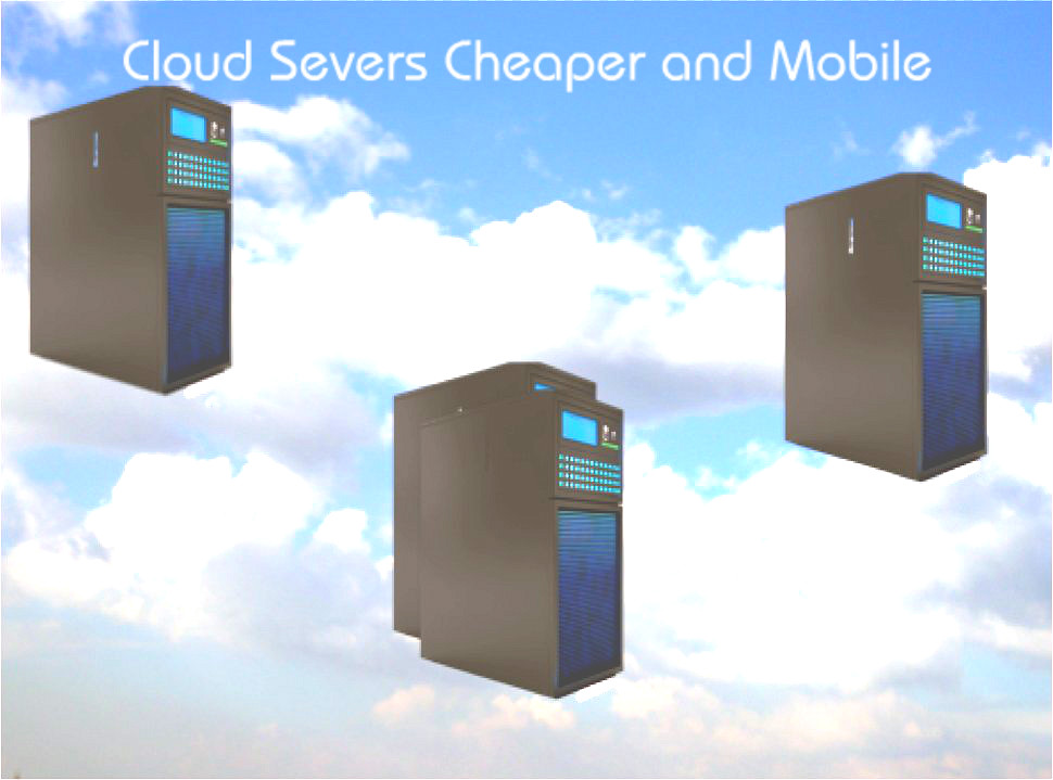 servers on clouds