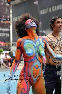 Body Painting is the art
