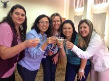 Um brinde à 2015!!!