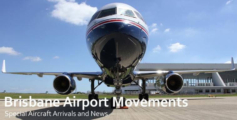 Brisbane Airport Movements