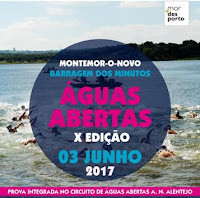 MONTEMOR-O-NOVO: ÁGUAS ABERTAS -PROVAS DE NATAÇÃO