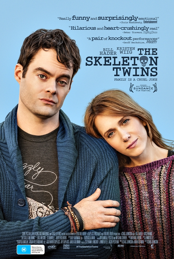 Póster: The Skeleton Twins