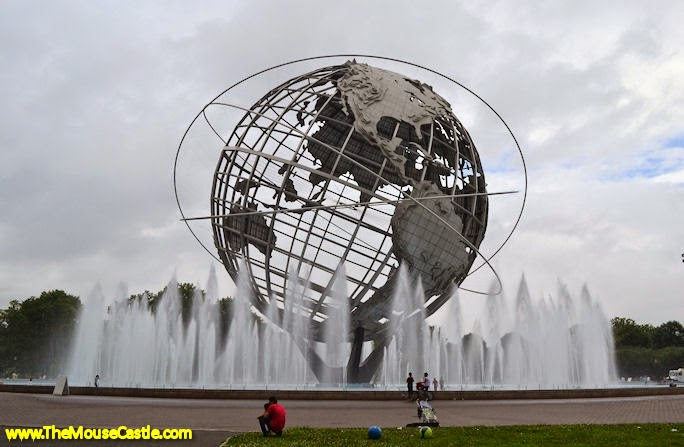 Unisphere, Flushing Meadows, NY