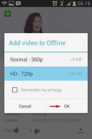 Cara download video di Youtube dengan ponsel/ hp Android 100% berhasil 2