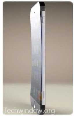 iPhone 6 Concept Features a 3D camera and Curved Display