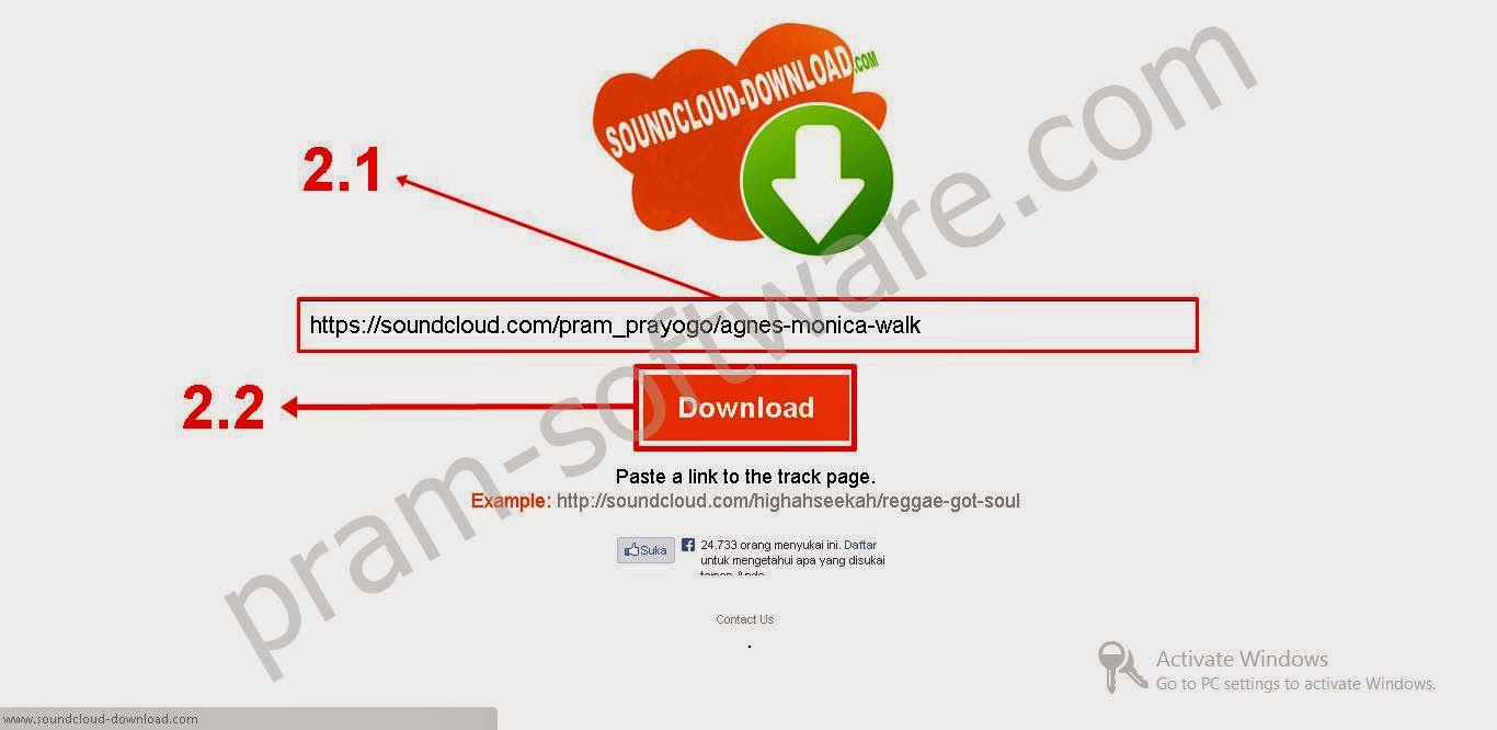 how to download soundcloud files