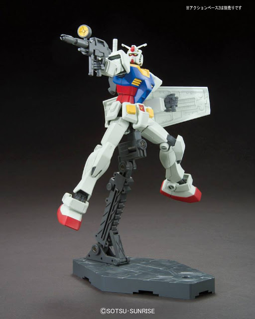 gundam model kit RX-78-2 Gundam Revive Version