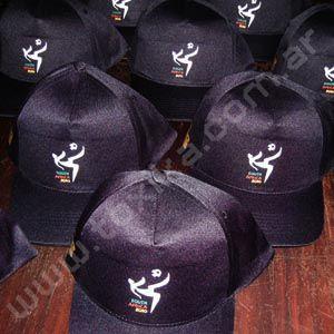 Estampado de gorras