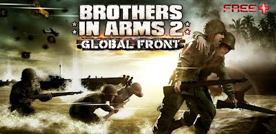 Brothers In Arms 2 Free+ APK Mod v1.2.0b + Data (Unlimited Money)