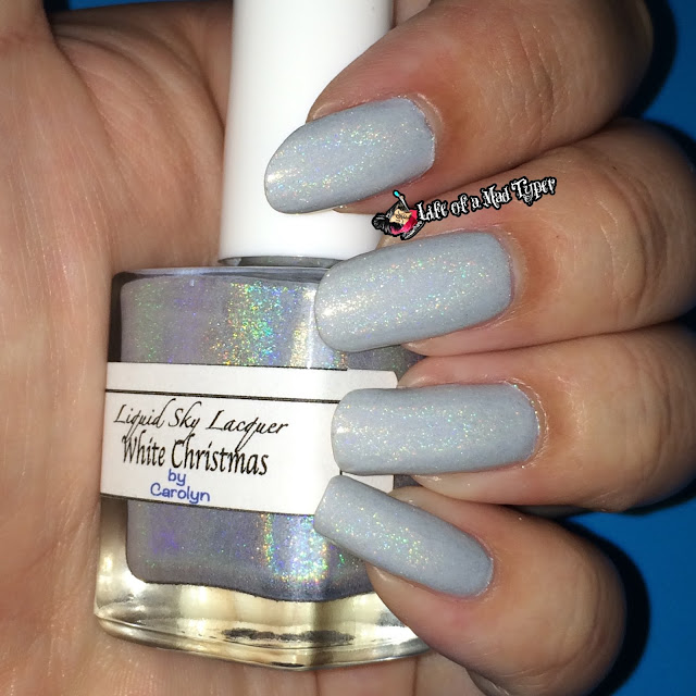 Liquid Sky Lacquer - White Christmas