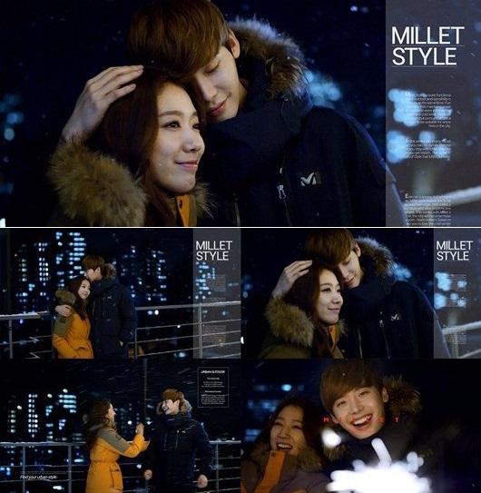 park shin hye and lee jong suk relationship goals