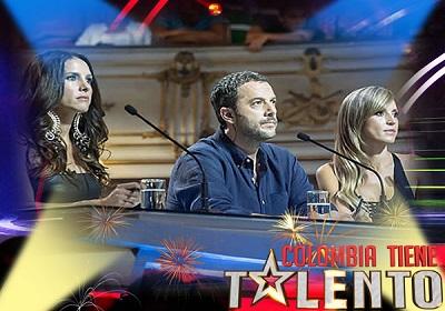 Ver programa 20 Colombia tiene talento 2013 Lunes 10 de Junio