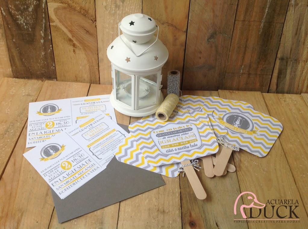 invitaciones boda vespa