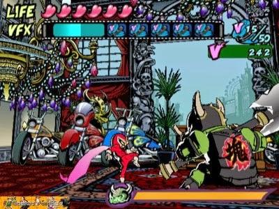 Viewtiful Joe Ps2 Iso Juegos Para Play Station 2