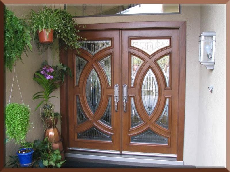 Desain Pintu Rumah Minimalis Modern, Klasik - 20.000 Lebih Gambar