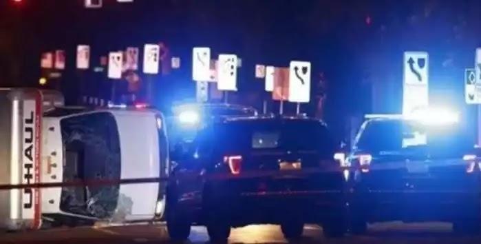 Καναδάς: Ισλαμιστής προσπάθησε να «πέσει» πάνω σε κόσμο με φορτηγό-Επίθεση με μαχαίρι σε αστυνομικό(βίντεο)