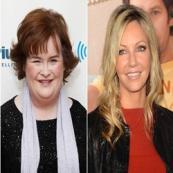 Confira os famosos que têm a mesma idade, mas um parece ser bem mais velho