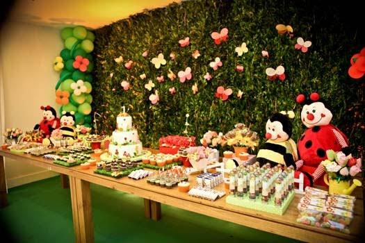 ideias de decoracao tema jardim : ideias de decoracao tema jardim:Encontrando Ideias: Jardim Encantado!!!