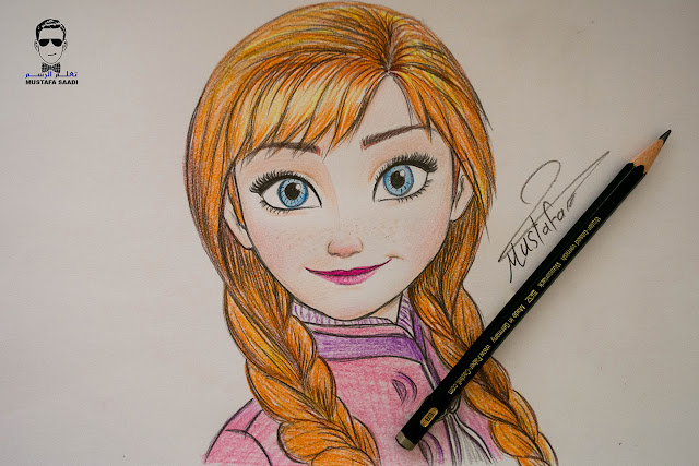 تعلم رسم شخصيات مشهورة