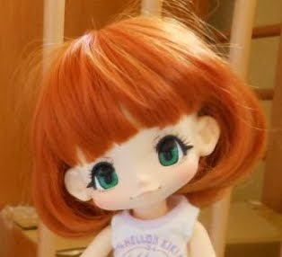 Avery (Hello KIKIPOP! Marmalade Brown)