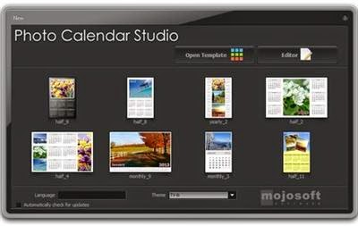 Mojosoft Photo Calendar Studio 2015 Portable Serial Number Free Download