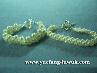 Two_Simple_White_Swarovski_Pearl_Bracelets