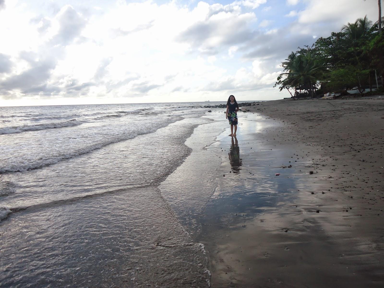 anion-rich beach