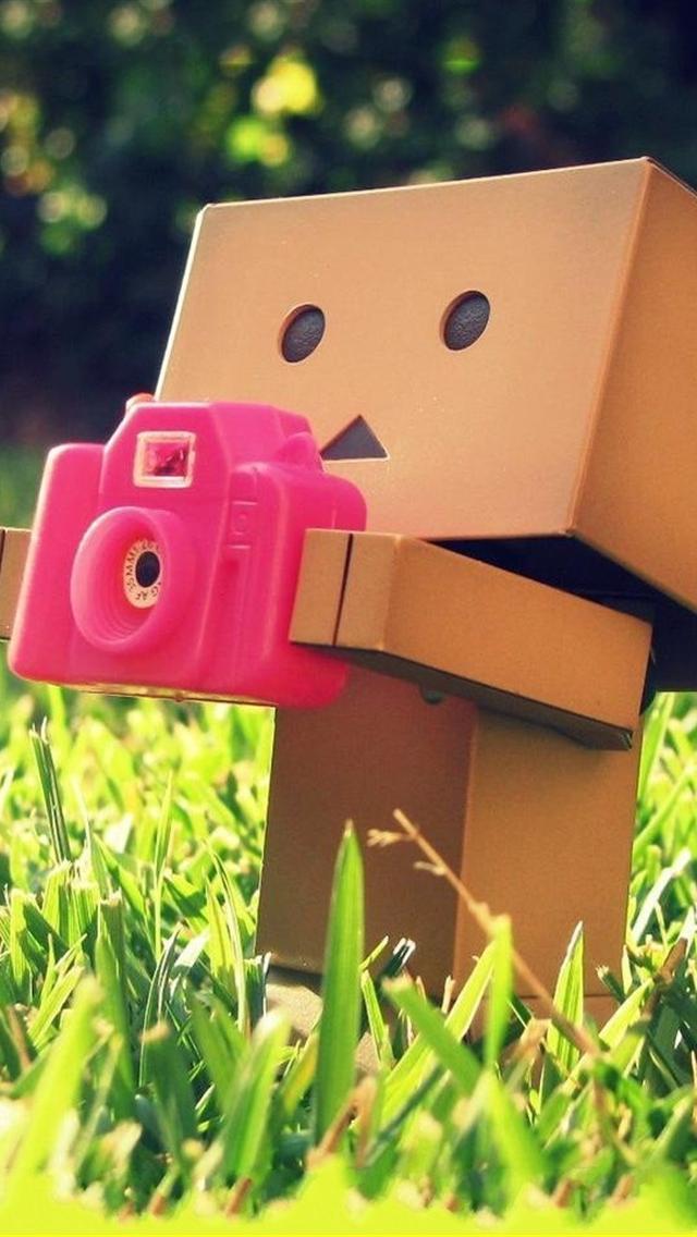 cute Robot Love Wallpaper : ?????Box: ?????????????