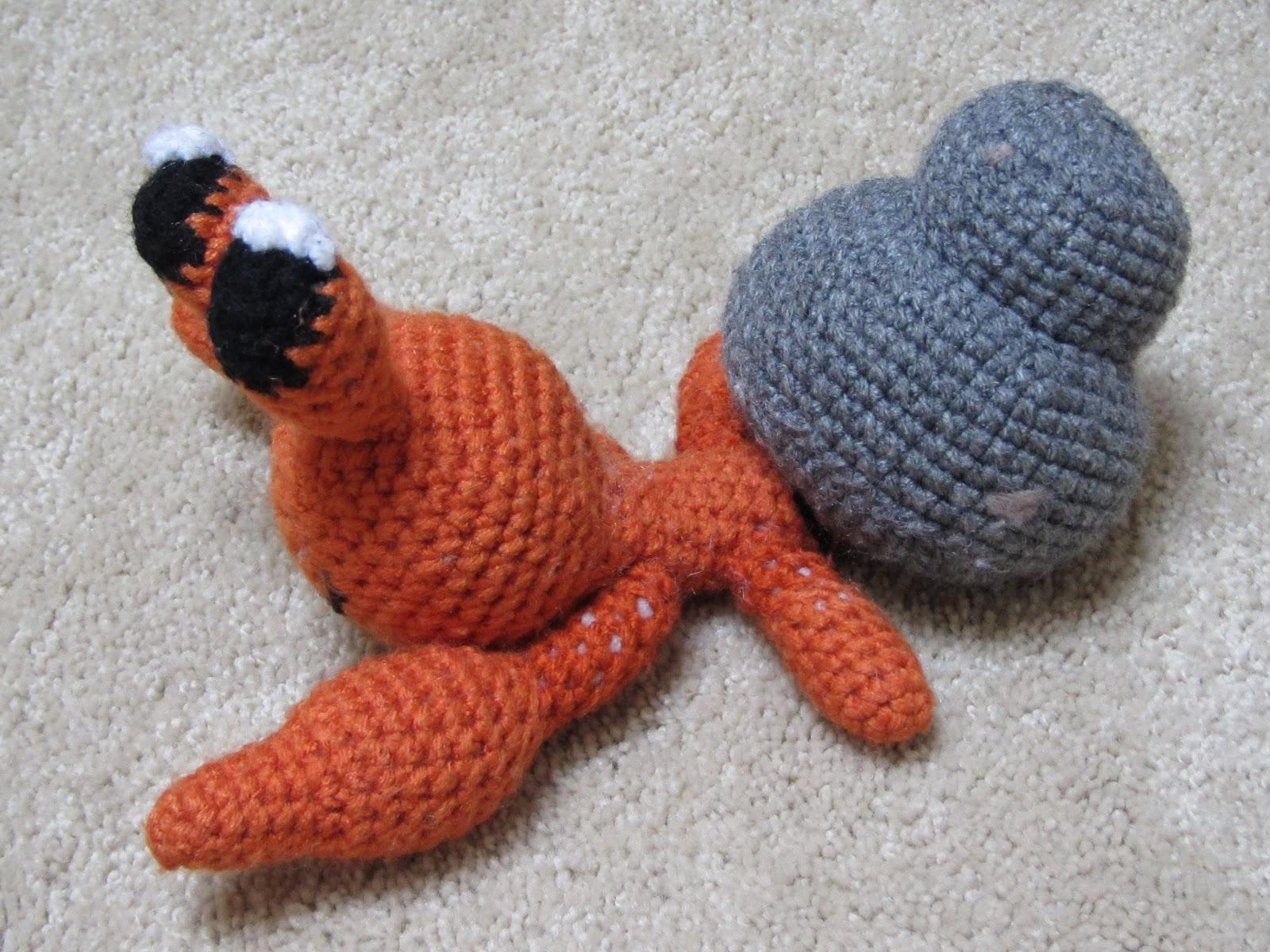 Amigurumi Hermit Crab : Voss Girls Crafts: Dwebble