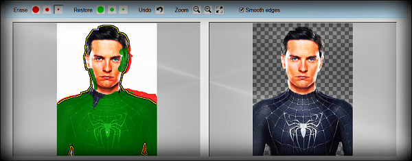 كيفية إزالة خلفية صورة معينة بدون استخدام برنامج الفوتوشوب