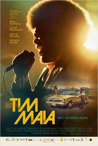 """Poster do filme """"Tim Maia"""""""