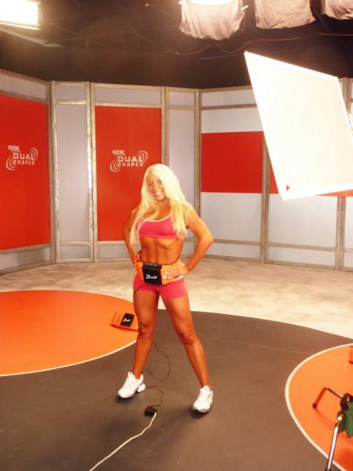 TV International & National TV Fitness Expert & Model