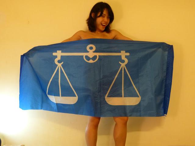 18 Apa Masalah Vivian Bergambar Bogel Di Facebook Dengan Bendera BN ...