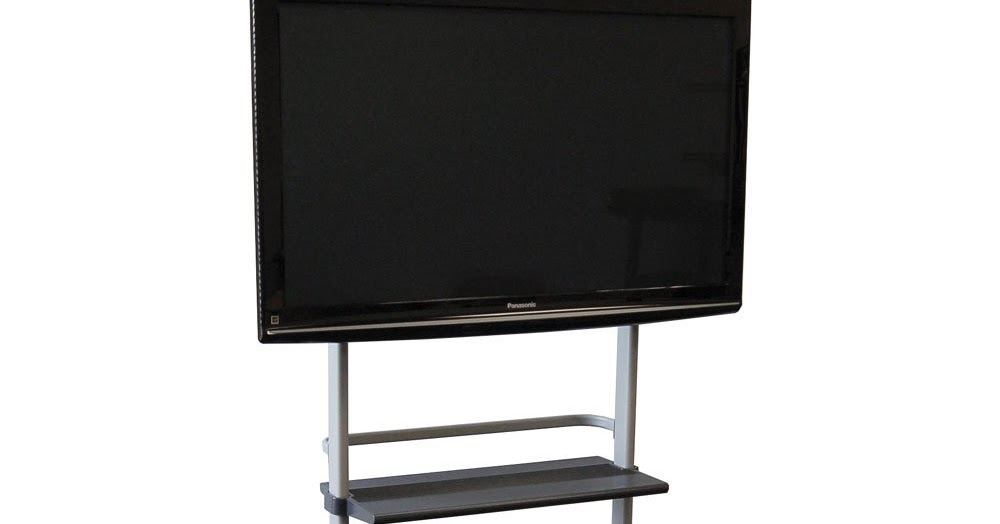 Tv Stand With Wheels. Tv Stand W Round Base U0026 Wheels Fits ...