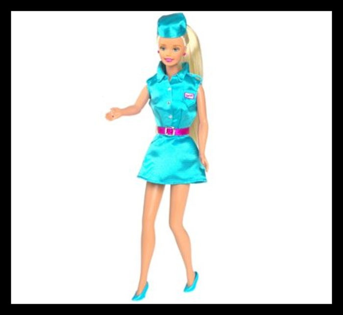Tour Guide Barbie Toy Story  Costume