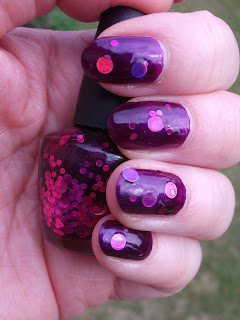 Nail Lacquer UK Grape Juice
