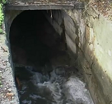 main sewer system