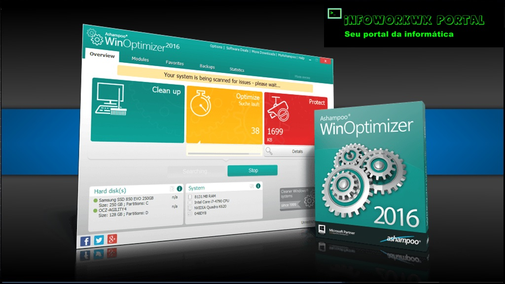 infoworkwx portal: Janeiro 2016