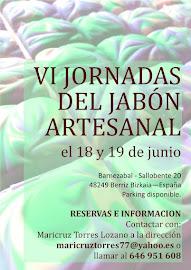 VI Jornadas de Jabón Artesano