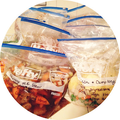 You simply need to make 30 Summer Freezer Meals in 3 hours! Prep, bag, freeze & slow cook your way to easy mealtimes! Aren't crockpots the best? Summer is a crazy time — who has time to cook dinner? Or I should say who would like to be in the kitchen all day cooking? Heating up the house? NOT ME.
