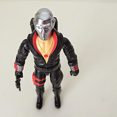 "GI Joe ""Destro"" Action Figure From 1983"