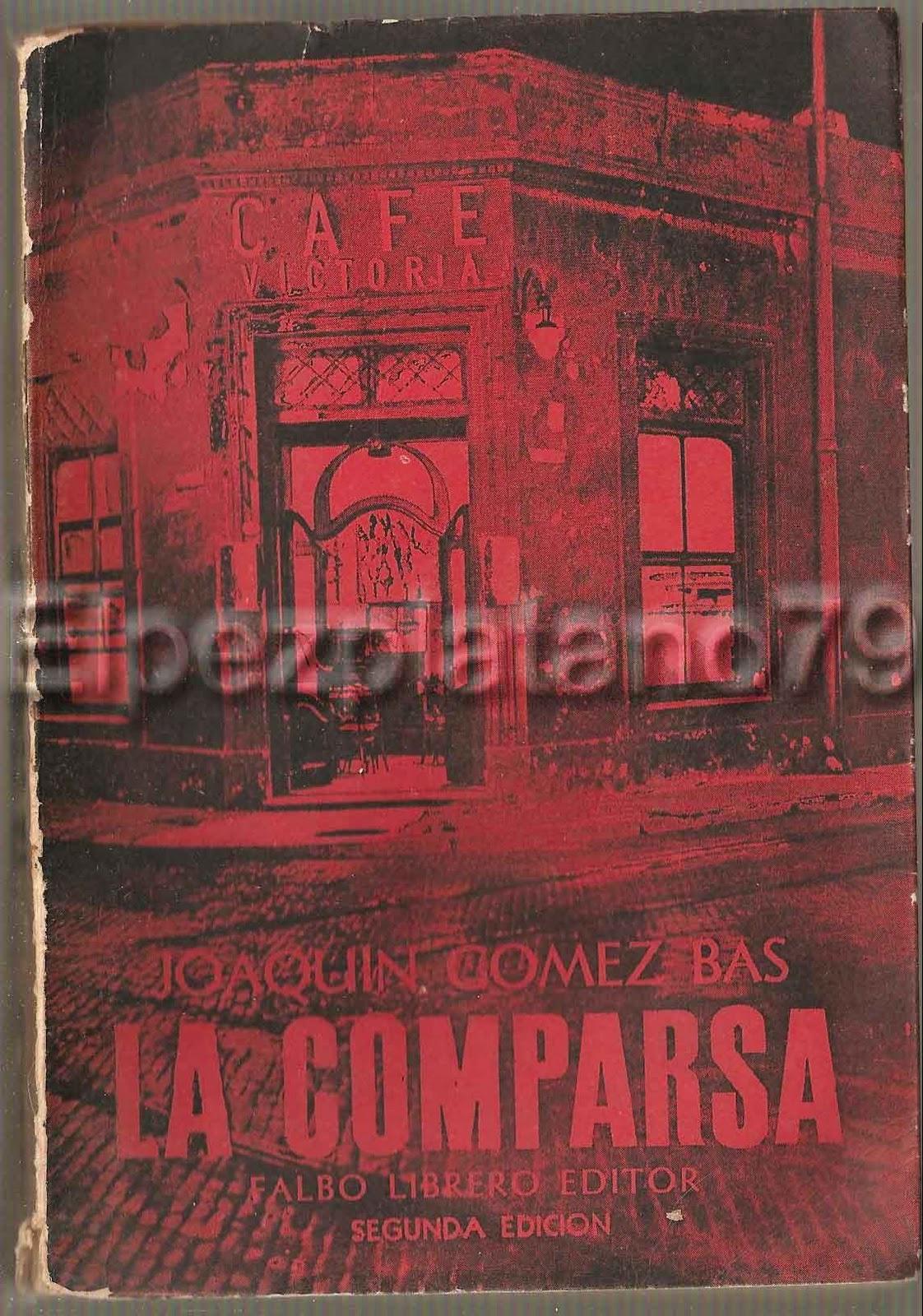 Joaquín Gomez Bas - Poemas La Comparsa