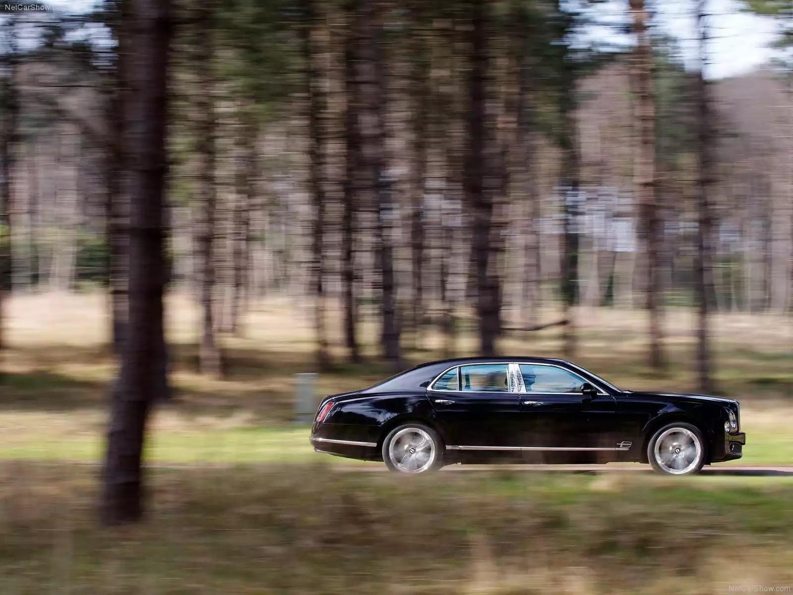 Hình ảnh xe ô tô Bentley Mulsanne 2011 & nội ngoại thất