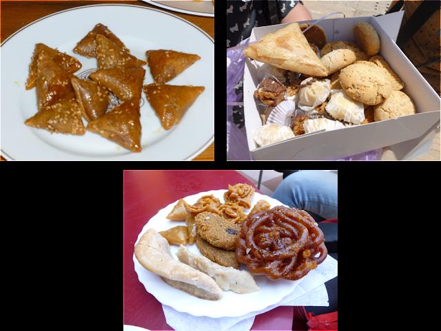 image Découvertes culinaires du Maroc : pâtisseries