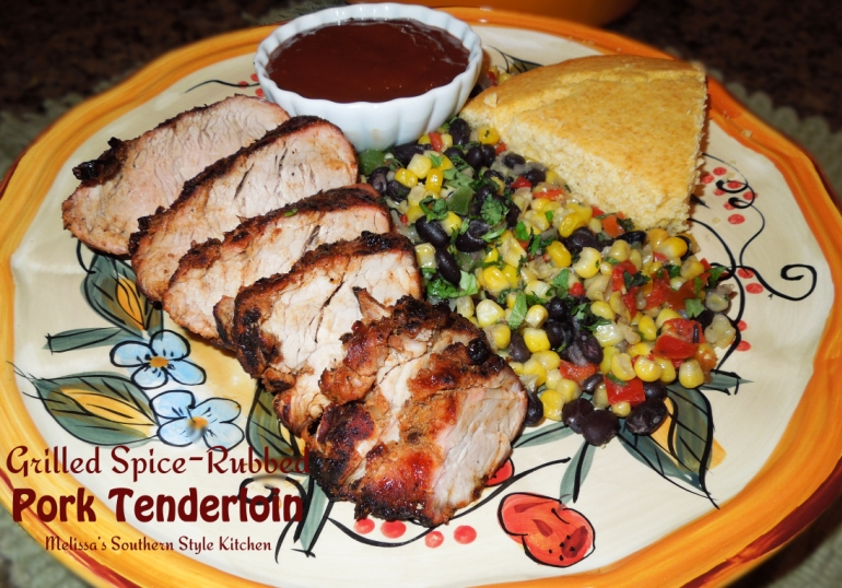 Southern Style Pork Tenderloin Recipe — Dishmaps