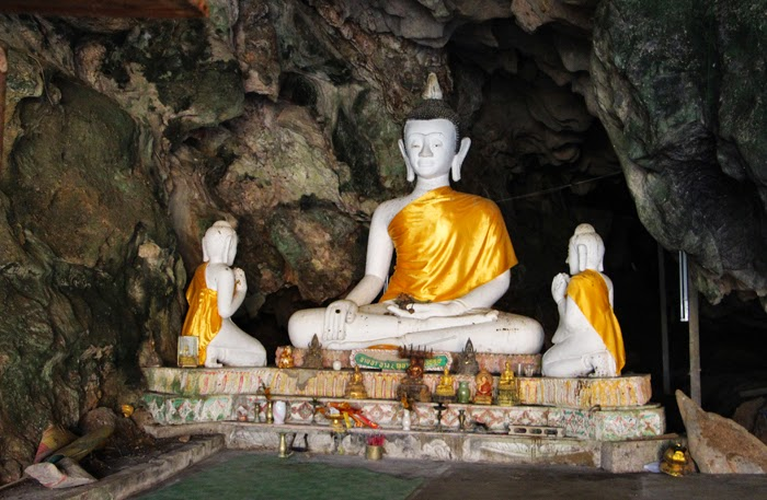 Khao Sok Tempelhöhle