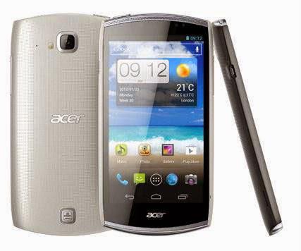 Daftar harga Hp merk Acer Januari 2015