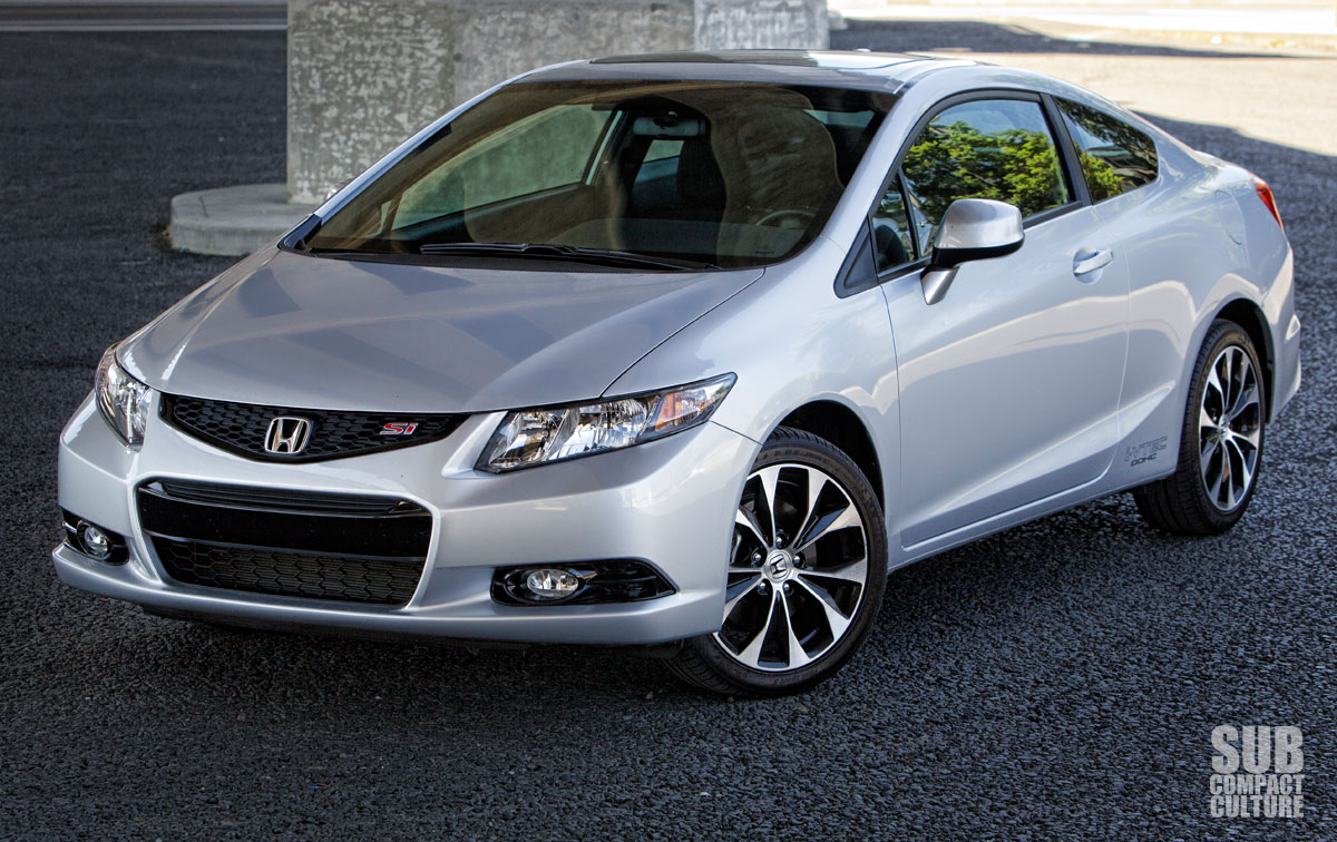 Review: 2013 Honda Civic Si Coupe | Subcompact Culture - The small